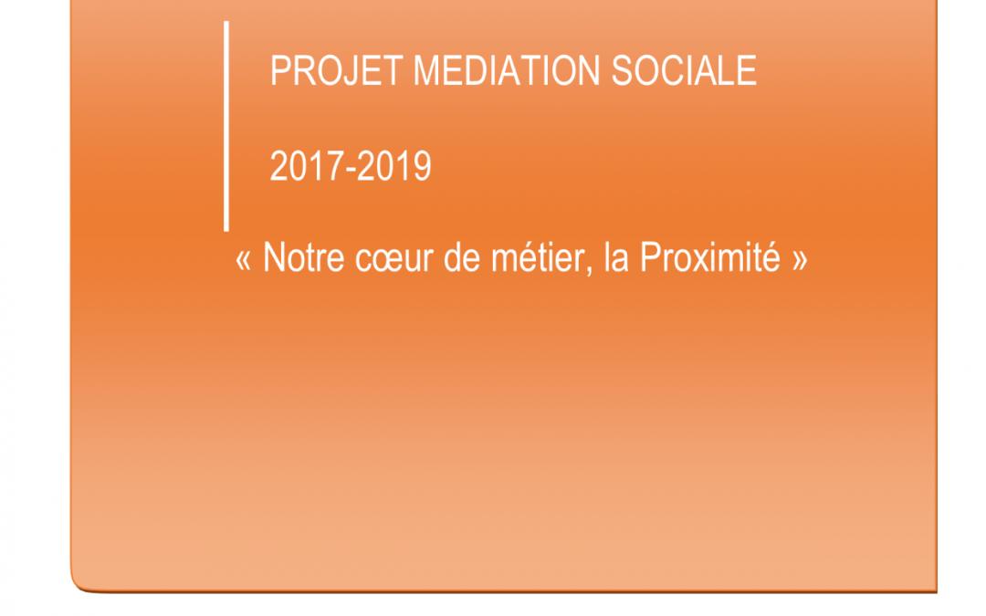 Projet de Médiation Sociale Médiance 13