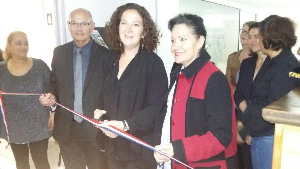 Inauguration Maison de Services Au Public «La villette Saint-Mauront» Lundi 16 avril 2018